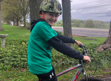 Boylan kids spread love of bikes