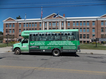 First Transit/SUNY Cortland stops