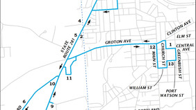 Small changes to Route 2