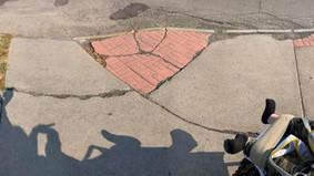 City sidewalk program accepting applications