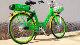 Transportation Tuesday: Lime bikes