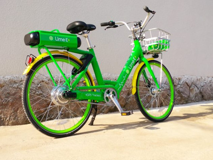 Transportation Tuesday: Lime bikes