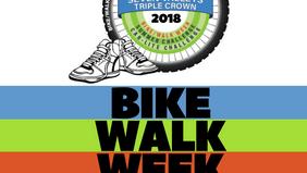 Bike Walk Week is Here!