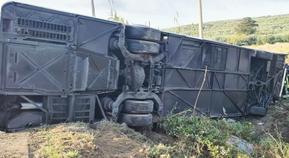 Auto contro pullman: due morti
