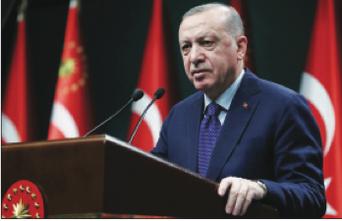 Erdogan: Draghi maleducato