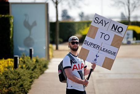 Super League scuote il mondo del calcio. Contrari i governi e i tifosi