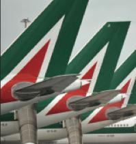 Alitalia, parte oggi la gara per il marchio