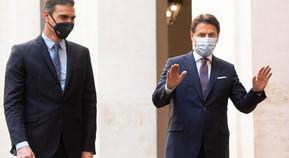 Italia-Spagna: Conte: 'Situazione è critica ma con le regole la vita continua'