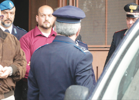 Traini condannato a 12 anni