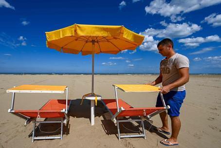 Fase 2, l'Emilia Romagna riapre le spiagge dal 23 maggio