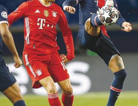 Il Bayern sfiora il colpaccio