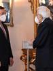 Vertice Italia-Santa Sede Il debutto di Mario Draghi