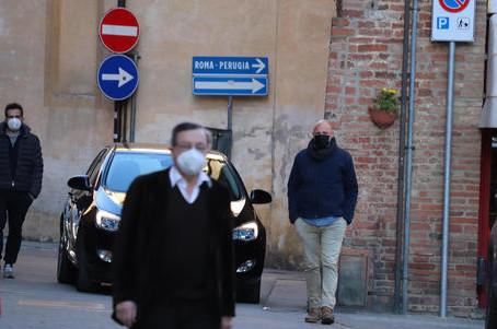 Draghi a Città della Pieve, 'Pasqua di rinascita? Speriamo'