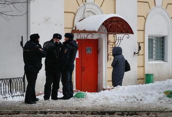 Russia, pugno duro contro manifestanti pro-Navalny
