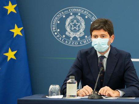 G20: Speranza, Patto di Roma approvato all'unanimità