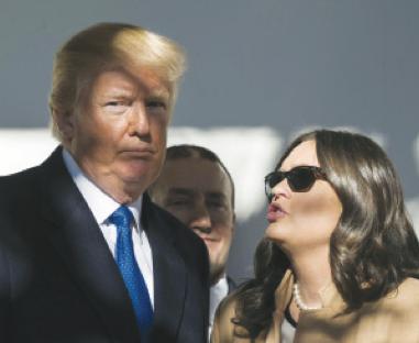 La rischiosa sfida di Trump