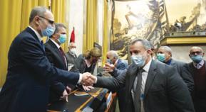 Tregua permanente in Libia