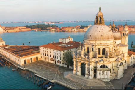 Venezia compie 1600 anni