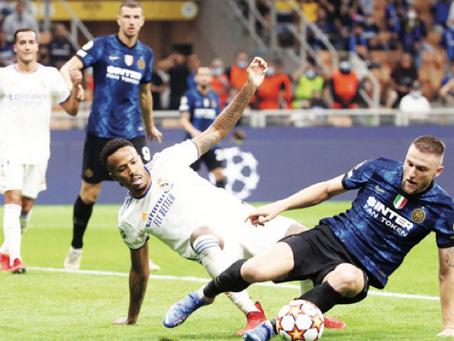 Inter, Real che scotta