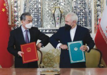 Asse tra Pechino e Teheran