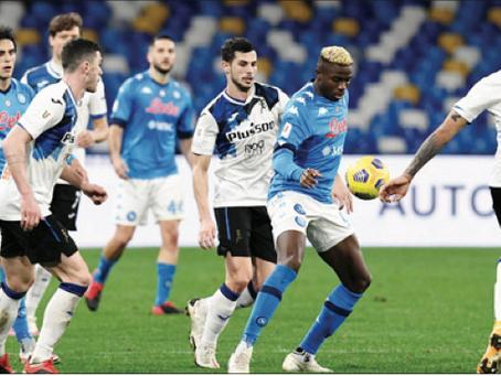Il Napoli si difende