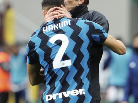 L'Inter fa undici di fila