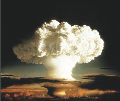 La bomba H nella fondin