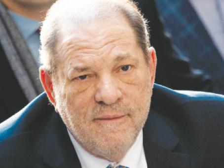 Weinstein, 23 anni di prigione