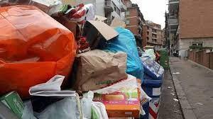 Roma: l'export dei rifiuti
