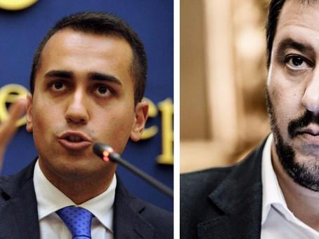Di Maio e Salvini bloccati