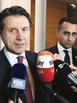 Conte annuncia le dimissioni