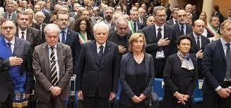 Mattarella commemora Biagi