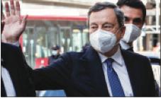 Aprile cruciale per Draghi