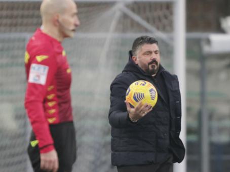 Napoli contro Gattuso