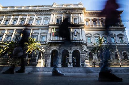 Bankitalia: nuovo record del debito pubblico
