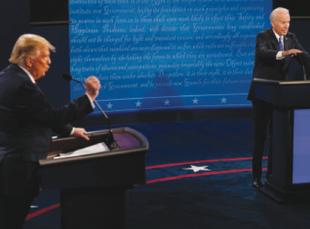 Trump graffia ma non sfonda