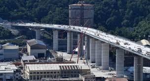 Il nuovo Ponte di Genova è pronto: in corso il collaudo statico, oggi 54 tir sopra il viadotto