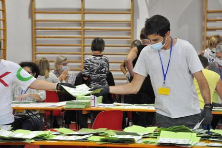 Elezioni comunali, parità nei capoluoghi, 8 al ballottaggio