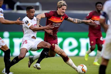 Europa League Siviglia Roma 2 0 Giallorossi Fuori