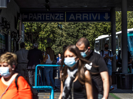 Coronavirus: contagi risalgono, 212 casi, 12 le vittime