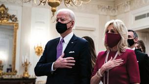 Biden: prima rivoluzione
