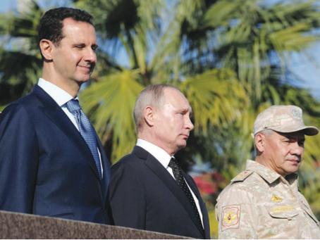 Il ritiro parziale dei russi