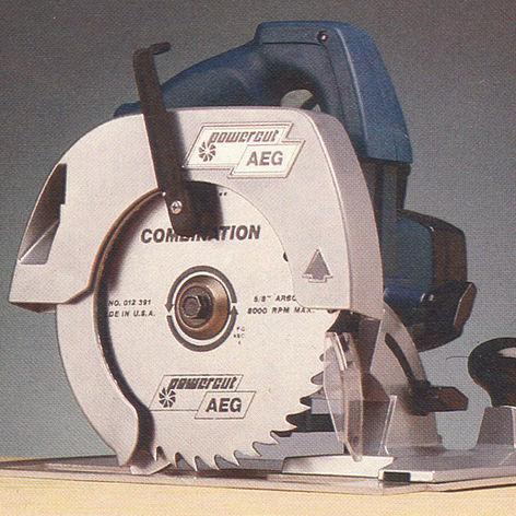AEG Circular Saw