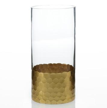 Elsa Honeycomb Vase