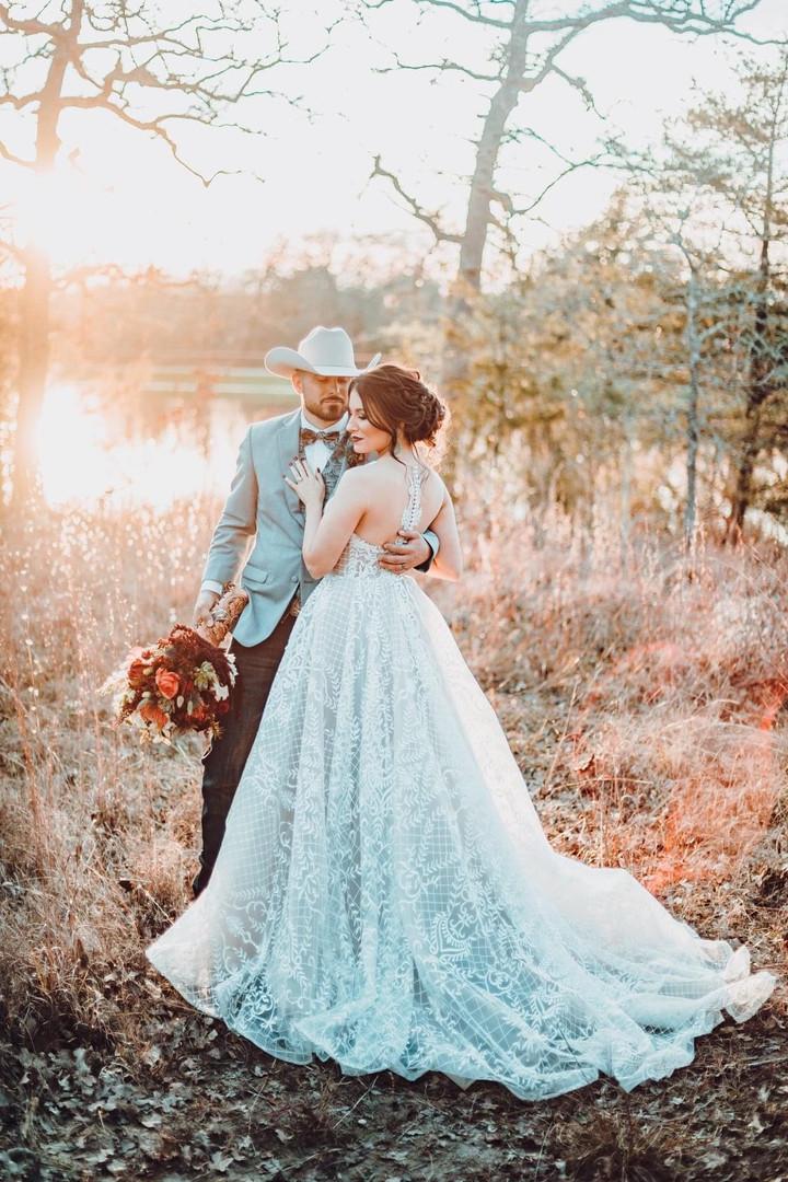 Ashley + Corey | Bride + Groom Portraits