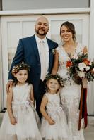 Kristin + Tyler | Family Portrait