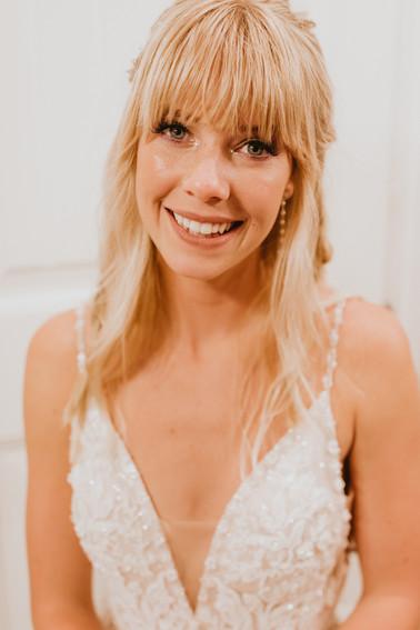 Abigail + Dan | Bridal Makeup