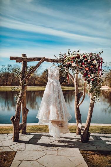 Ashley + Corey | Ceremony Arch