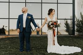 Kristin + Tyler | Bride + Groom