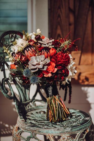 Ashley + Corey | Bridal Bouquet